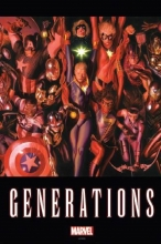 Generations  Series Alex Ross Poster