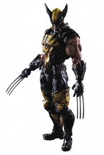 Marvel - Play Arts Kai - Square Enix  Series Wolverine Action Figure