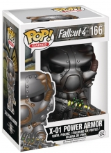 Fallout  Series X-01 Power Armor POP Figure
