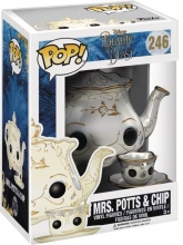 Beauty and the Beast  Series Movie - Mrs. Potts and Chip POP Figure