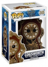 Beauty and the Beast  Series Movie - Cogsworth POP Figure