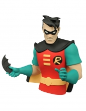 Batman Animated  Series Robin Bust Bank