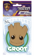 Guardians Of The Galaxy  Series Groot Head Decal Collectible
