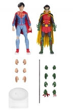 DC Comics - Icons  Series Robin and Superboy Action Figure Duo