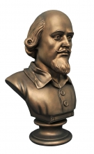 Batman 66  Series Shakespeare Head Bust Bank