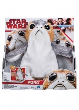 Star Wars  Series E8 - Porg Electronic Plush Collectible