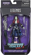 Guardians of the Galaxy (Vol. 2) - Legends  Series Mantis Series - Gamora Action Figure