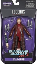 Guardians of the Galaxy (Vol. 2) - Legends  Series Mantis Series - Star-Lord Action Figure