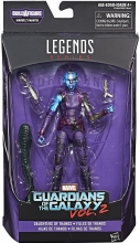 Guardians of the Galaxy (Vol. 2) - Legends  Series Mantis Series - Nebula Action Figure