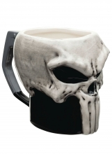 Marvel Sculpted Mugs  Series Punisher Mighty Mug