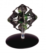 Star Trek - Starships  Series 109 - Borg Queen Collectible