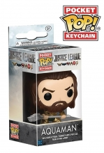 Pocket POP Keychain - DC Comics  Series Justice League Movie - Aquaman POP Figure
