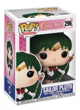 POP - Animation  Series Sailor Moon - Sailor Pluto POP Figure