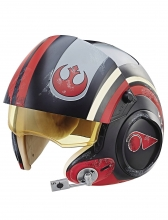 Star Wars - Black  Series E8 - Poe Dameron Helmet Prop