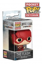 Pocket POP Keychain - DC Comics  Series Justice League Movie - Flash Key Ring