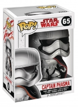 Pop - Star Wars  Series E8 - Captain Phasma POP Figure