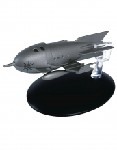 Star Trek - Starships  Series 111 - Captain Proton Rocket Ship  Collectible