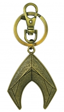 Justice League Movie  Series Aquaman Logo Key Ring