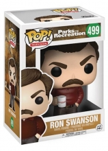POP: Television  Series Parks and Rec - Ron POP Figure