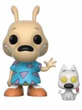 POP - Animation  Series Rockos Modern Life - Rocko and Spunky POP Figure