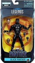 Black Panther - Legends  Series Black Panther Action Figure