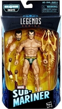 Black Panther - Legends  Series Sub-Mariner Action Figure