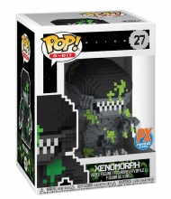 POP - 8-Bit  Series Horror - Alien PX Exclusive POP Figure