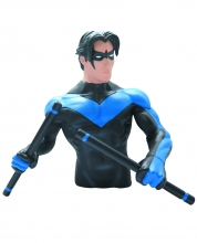 DC Comics  Series Nightwing Bust Bank