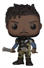 Pop: Marvel  Series Black Panther - Erik Killmonger POP Figure