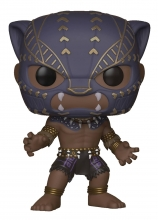 Pop: Marvel  Series Black Panther - Waterfall POP Figure