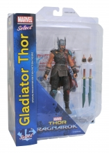 Marvel Select  Series Gladiator Thor Action Figure