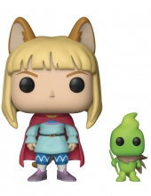 Ni No Kuni II  Series Evan and Higgledy POP Figure