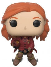 Harry Potter  Series Ginny on a Broom POP Figure