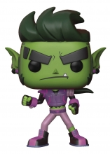 Teen Titans Go  Series The Night Begins to Shine - Beast Boy POP Figure