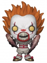 Pop: Movies  Series IT - Pennywise Spider Legs POP Figure