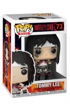 POP: Rocks  Series Motley Crue - Tommy Lee POP Figure