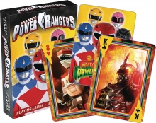 Mighty Morphin Power Rangers  Series Playing Cards Collectible