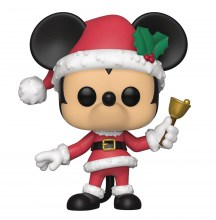 Pop - Disney  Series Holiday Mickey POP Figure