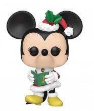 Pop - Disney  Series Holiday Minnie POP Figure
