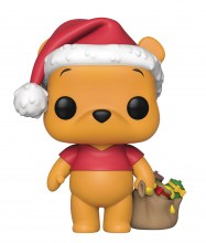 Pop - Disney  Series Holiday Winnie the Pooh POP Figure