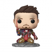 Pop: Marvel  Series Avengers Endgame - I Am Iron Man PX Exclusive POP Figure