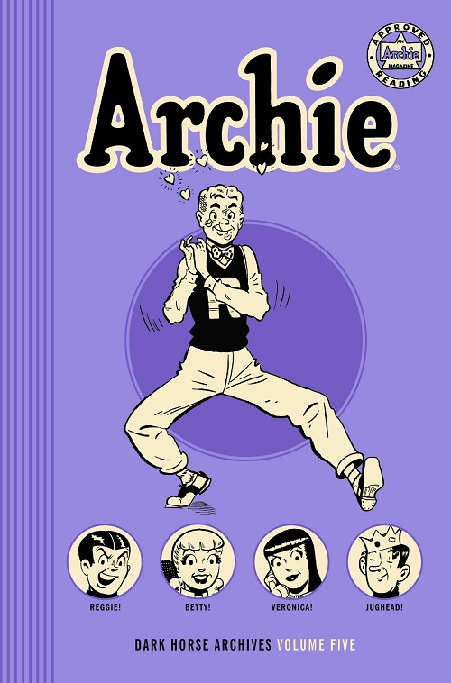 Archie Archives  Vol. 5 HC