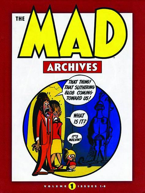MAD Archives  Vol. 01 HC
