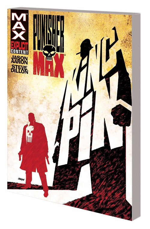 Punisher - Max Kingpin  Vol.  TP