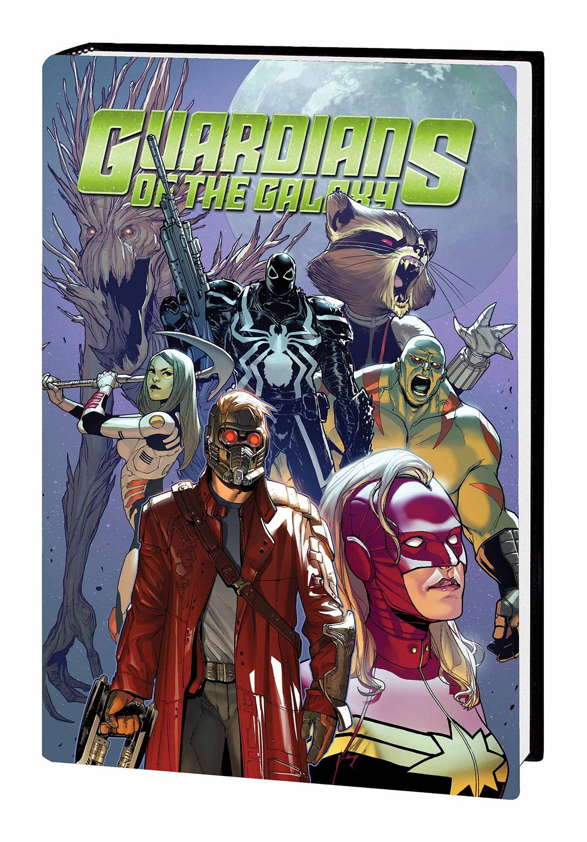 Guardians of the Galaxy (Vol 3)  Vol. 02 HC