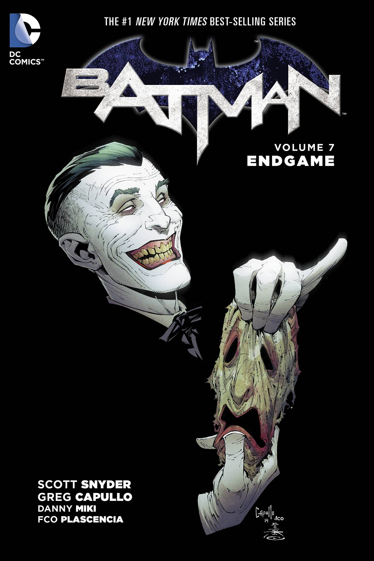 Batman (Vol. 2)  Vol. 07 TP