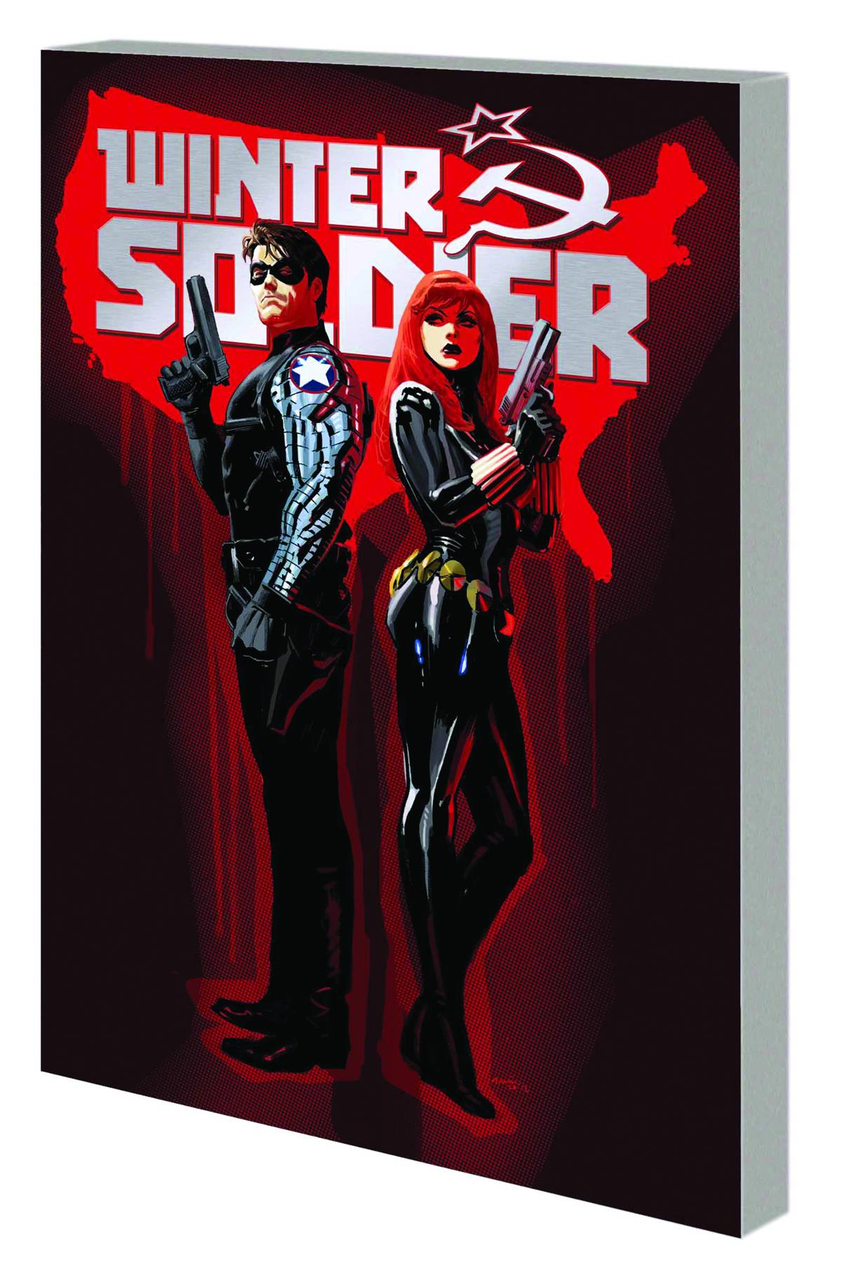 Winter Soldier by Brubaker  Vol. Complete Collection TP