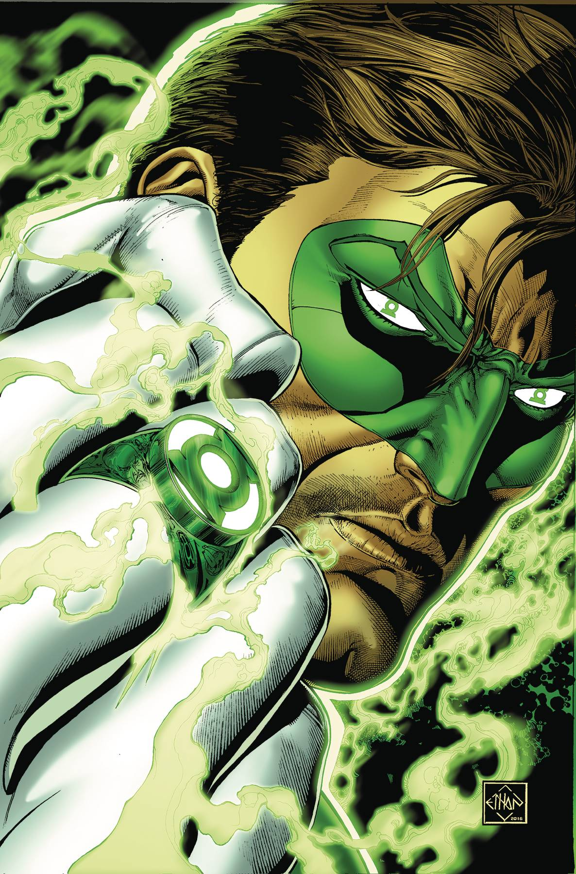 Hal Jordan and the Green Lantern Corps  Vol. 01 TP