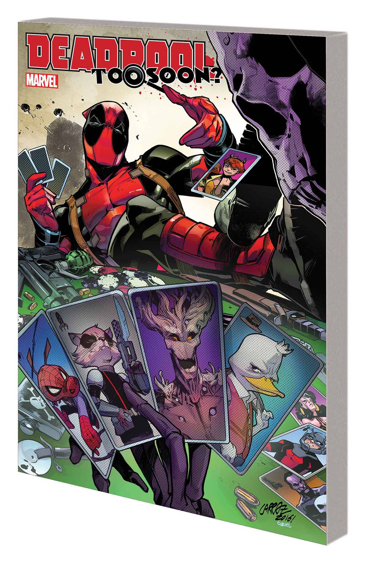 Deadpool - Too Soon (4P Ms)  Vol.  TP