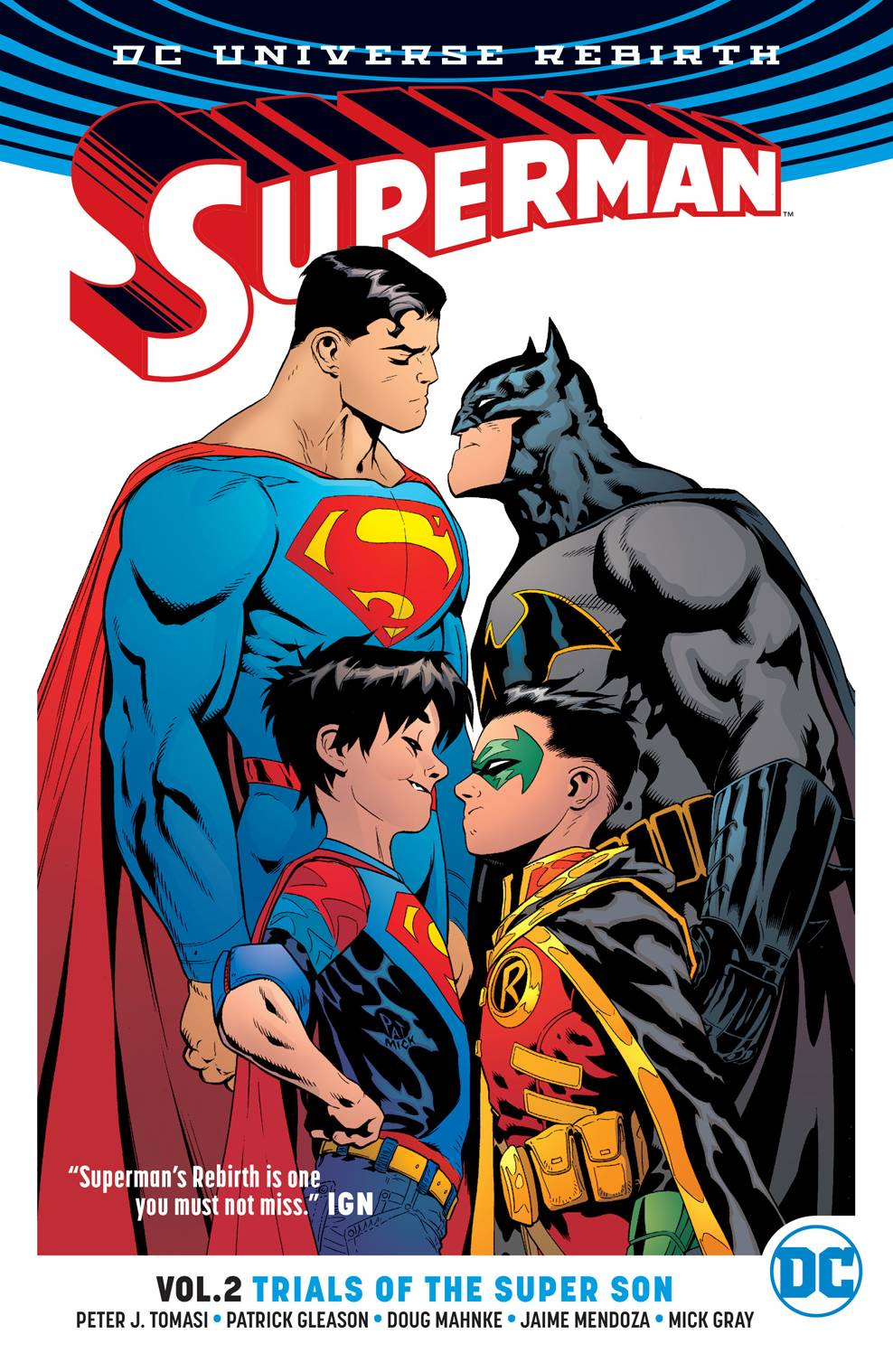 Superman (Vol. 4)  Vol. 02 TP